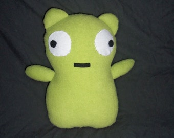 Green Alien Plush
