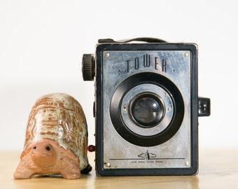 Vintage Tower Box Camera - Sears Roebuck #B20