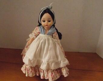 """Vintage """"Argentina Girl"""" Doll"""