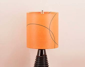 Ceramic Lamp and Shade 238