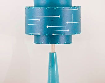 Ceramic Lamp and Shade 252