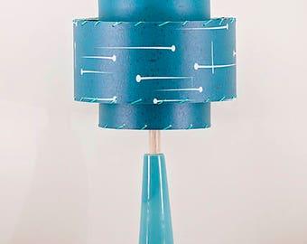 Ceramic Lamp and Shade 252