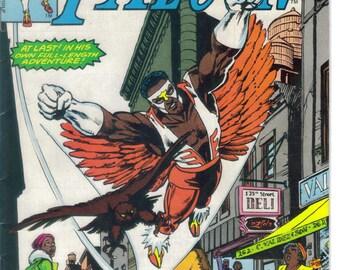 Falcon, Key issue, Marvel Premiere 49, 1st solo Falcon comic, 1st solo Comic, Captain America, bronze age comics