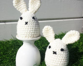 Easter Egg Cosies - x2 Bunny Cosies