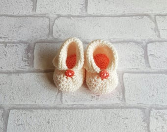 BOOTIES CROCHET PATTERN newborn baby booties crochet patterns