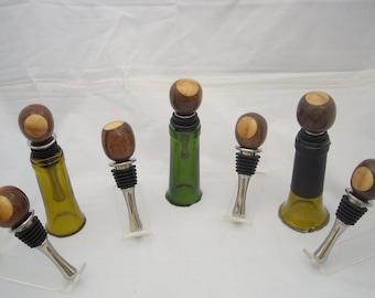 Buckeye Wine Stoper