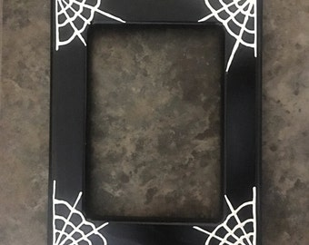 4 x 6 Halloween picture frame