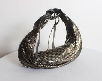 VINTAGE Chloe Shiny Disco Ball Evening Bag with Adjustable Straps