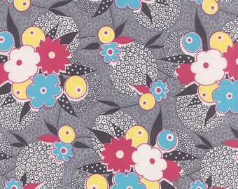 Moda GARDENVALE by JEN KINGWELL Fabric Half Strength Lead By The Yard 18103 19