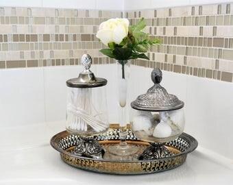 Decorative Trays For Bathroom