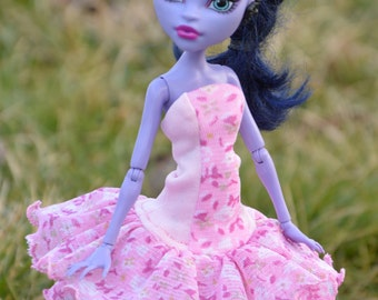 For:Blythe,Barbie,Bratz Monster High or Ever After High handmade dress