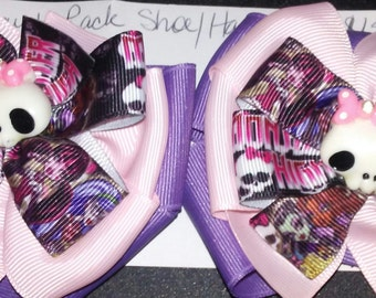 Monster High Shoe Bows