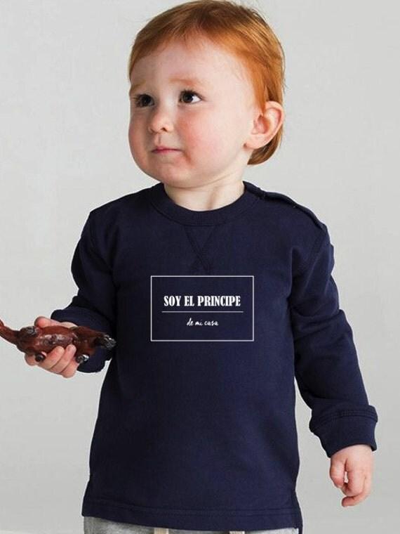 Boy sweater SOY EL PRINCIPE