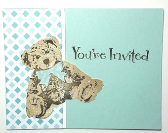 Baby Invitations and Thank You Cards