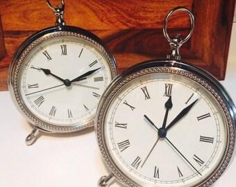 Non Working Clock Parts, Steampunk Clock,