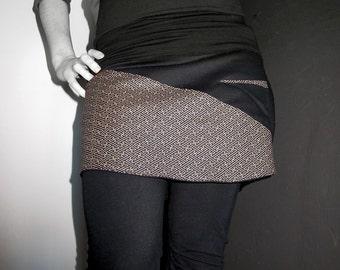 Cotton skirt Japanese sayagata