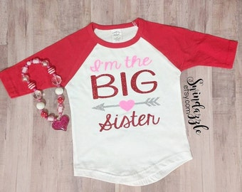 I'm the BIG sister! - pregnancy announcement - being promoted to big sister