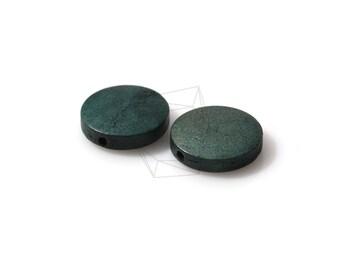 BSC-194-G/5pcs/Round Wooden Beads /15mm/Handmade wooden Round  beads