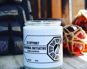 Dharma Initiative Candle