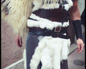 Troll Leather loincloth