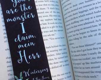 You are the Bookmark