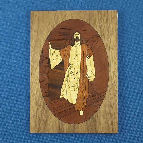 "Marquetry Project Kit - 5""x 7"" Easter"