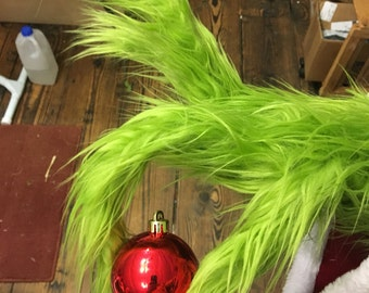 "Shop ""grinch hand"" in Paper & Party Supplies"