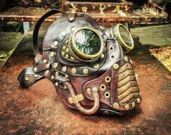 Apocalypse Scout Steampunk mask