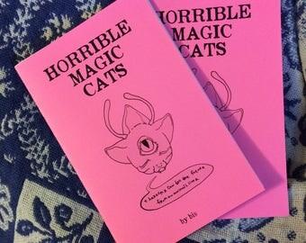 Horrible Magic Cats 1