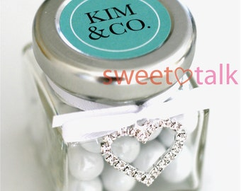 Birthday Party Favour - Personalised Chocolates Candy Jar