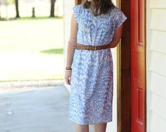 Vintage nanna house dress