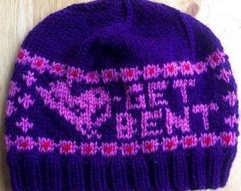 Get Bent Birdie Hat