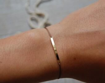 Delna bracelet cordon