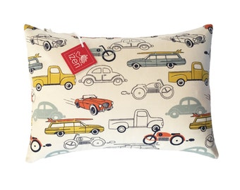 """Cars Pillow 