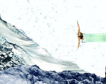 Diving Mountain #2