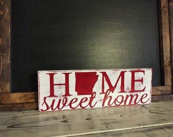 Home Sweet Home-Arkansas