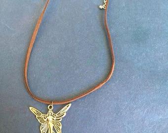 Fairy magic pendant