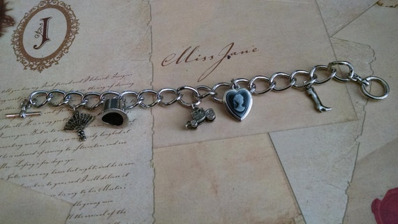 Regency Charm Bracelet