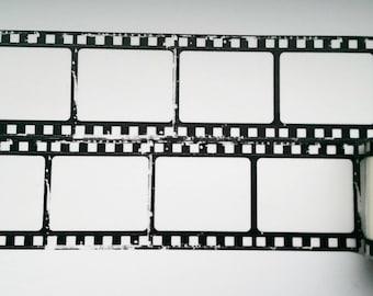 Washi tape wide cinema film