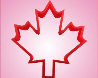 Red Maple Leaf Cookie Cutter