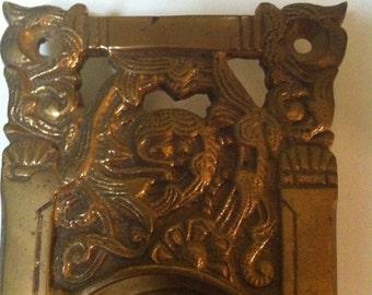 Decorative Door Plate