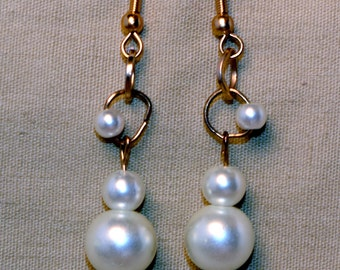 Pearlfect for you Earrings