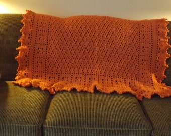 Accent Throw - Nothing like pumpkin