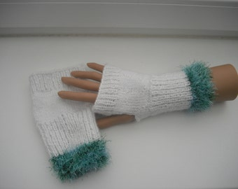 Arm warmers - hand warmers - wristwarmers & wristbands - warmers - handicraft - gloves - fingerless gloves