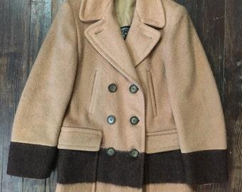 Vintage Unisex Hudson's Bay Company wool Coat *RARE*