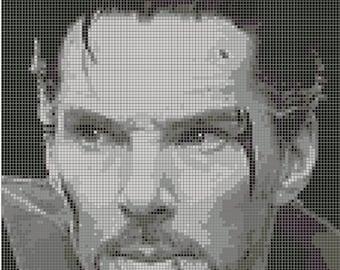 Doctor Strange Cross Stitch Pattern