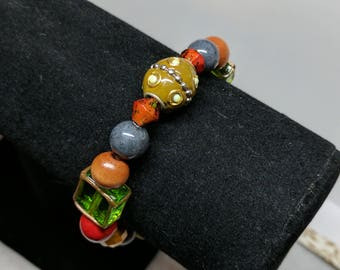 Multi Tone Bracelet