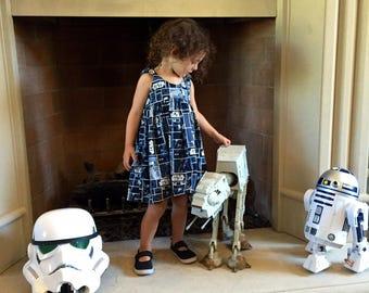 Ready to ship Star Wars Dress size 3