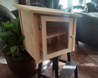 Off Kilter Little Free Library / Canada / Book Exchange / Free Little Library / Little Pantry