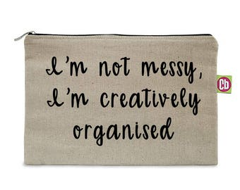 Kindle Case - Funny ipad Case - tablet case - Messy Quote